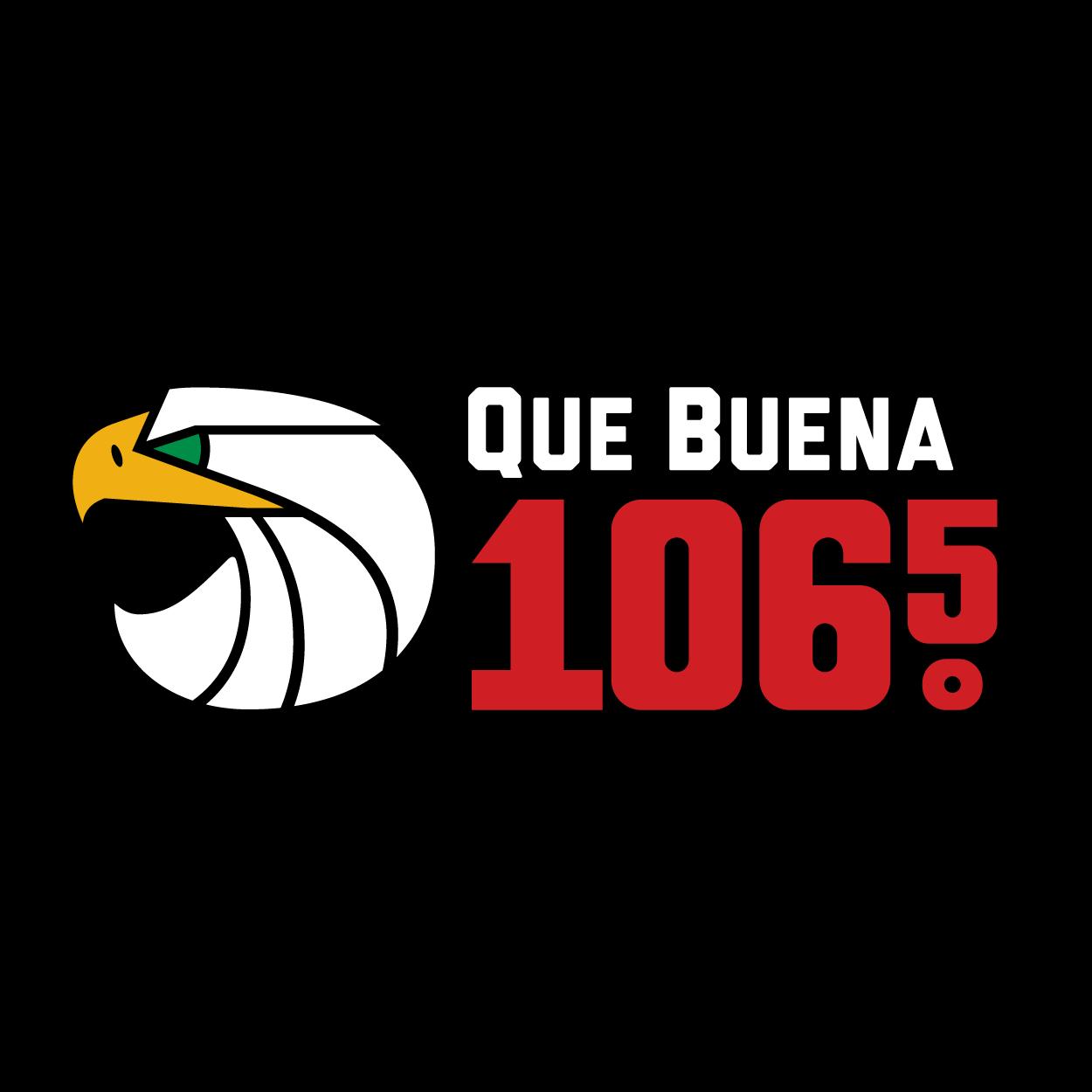 Univision Radio Que Buena 106.5 FM