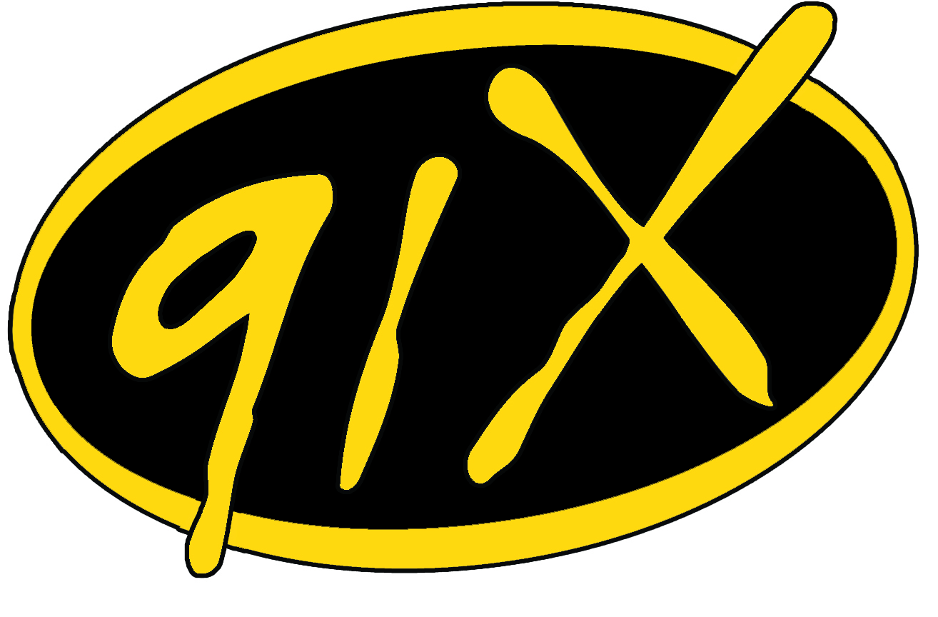 91X Logo