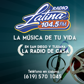 Radio Latina Web Banner