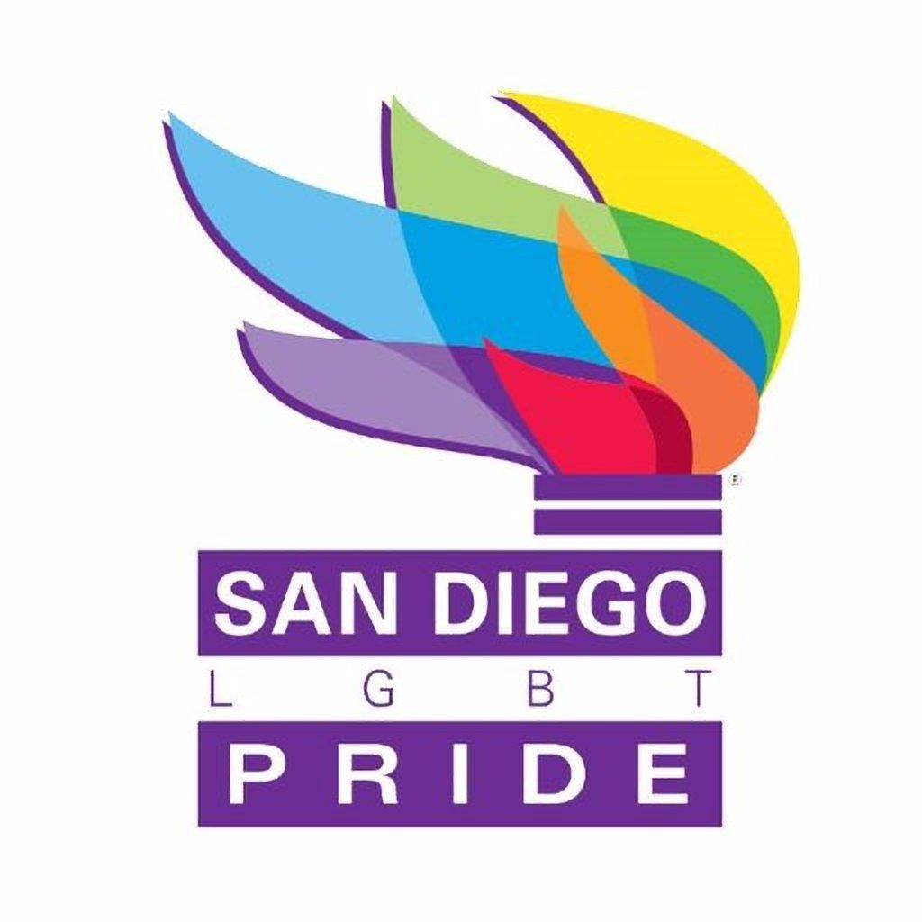 SD LGBT Pride Logo