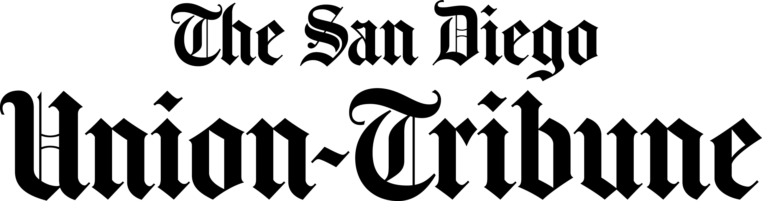 The San Diego Union Tribune Logo