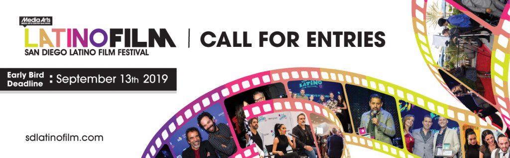 San Diego Latino Film Festival 2020 Call for Entries